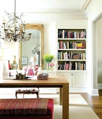 Desk In Dining Room Office Ideas Best Tall Table On