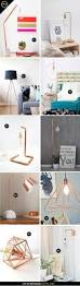 Curved Floor Lamp Next by Best 25 Copper Floor Lamp Ideas On Pinterest Copper Lighting