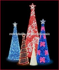 Lighted Spiral Christmas Tree Uk by Outdoor Spiral Christmas Trees With Lights Popularly B Dara Net