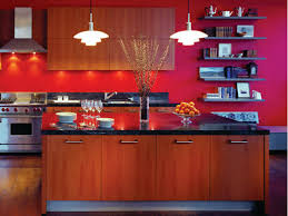 Kitchen Decorating Themes Fascinating Red Ideas Modern And Interior Design With