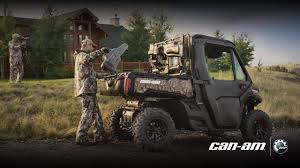 100 Mossy Oak Truck Accessories Hunting For CanAm Defender Sidebyside Vehicles YouTube