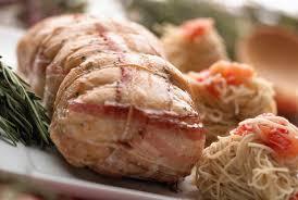 cuisiner le coq ingrédients 4 coqs au porc ou un rôti coq au porc dalisa 1 c