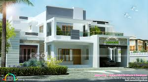100 Contemporary Architectural Designs 2650 Square Feet 4 Bedroom Modern Contemporary House Plan Kerala