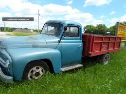 1951 International Truck - Autolirate 1951 Chevrolet Oneton Travco ... 1951 Intertional Panel Truck For Sale Classiccarscom Cc751391 1952 Harvester L120 Youtube Old Parked Cars 1956 S120 Pickup Classics On L110 By Brenda Loveless Artwantedcom Country Classic Cars A Bright Red Vintage Era Truck Or Lorry Series Wikipedia Fast Lane
