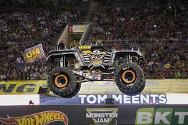 Christian's Sports Beat: Going Big Fuels Monster Truck Driver's Mojo ... Axial Smt10 Maxd Monster Jam 110th Scale Electric 4wd Truck Rtr Other Colctable Toys Revell Snaptite Build And Play Rumbled Out Of The Pit Julians Hot Wheels Blog 10th Anniversary Edition 125 Rmx851989 Hobbies Amain Kelebihan Team Flag Max D Diecast Dan Harga Hotwheels 164 Terbaru 101 Daftar Amazoncom 124 Games New Bright Maximum Destruction 110 Rc Toy R Us Best Resource Model Kit Scratch Axial Smt10 Maxd Monster Trucks Youtube