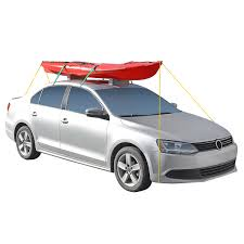 100 Kayak Carrier For Truck Propel Paddle Gear Universal Car Top Kit Walmartcom