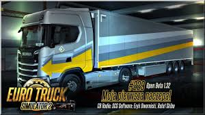 """Euro Truck Simulator 2 – #229 """"Moja Pierwsza Naczepa!"""" 