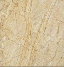 Polished Glossy Vitrified Tile Marble Porcelain Floor In Sale