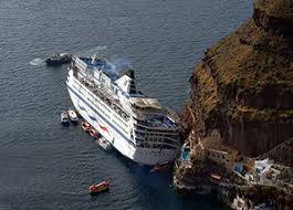 Cruise Ship Sinking 2015 by Public U0026 Social Services ένωση λεμβούχων σαντορίνης Union