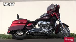 Vance And Hines Dresser Duals Heat Shields by Vance U0026 Hines Big Radius 2 Into 2 Chrome Exhaust Available At