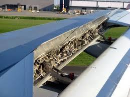 100 Airplane Wing Parts Spoiler Aeronautics Wikipedia
