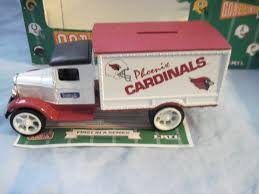 100 Hawkeye Truck Equipment Buy 1931 Bank Wkey Ertl NFL Phoenix Cardinals Die
