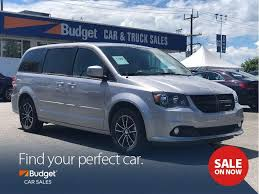 Used 2017 Dodge Grand Caravan Blacktop Edition, Navigation, DVD For ...