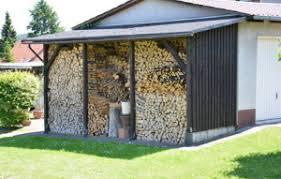 kaminholzregal außen praktisches aufbewahrungsmöbel und