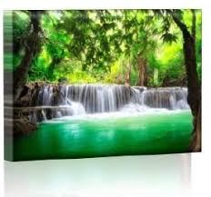 led bild bilder fertig gerahmt kunstdruck auf wandbild leuchtendes led bild led wandbild model 35 75x50 cm