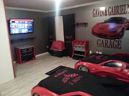 Race Car Themed Bedroom Charming Bedroom Design Ideas