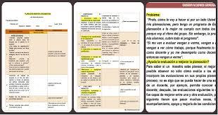 Un ejemplo de Planeaci³n didáctica argumentada Imagenes Educativas