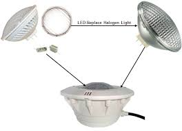 300w 500w replacement gx16d base 36w 54w par56 led pool light l