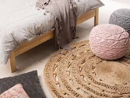 teppich kerer beige 140 cm ch