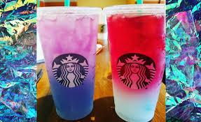 Heres How To Ask For The Unicorn Lemonade On Starbucks Secret Menu