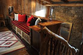 Rustic Twin Bed Type
