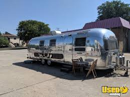 100 Classic Airstream Trailers For Sale Details About Vintage Mobile Coffee Shop Concession Trailer For In Ohio