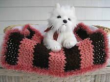 Faux Fur Dog Blankets