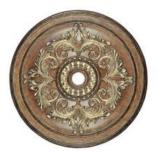 Two Piece Ceiling Medallions Cheap ceiling medallion ebay