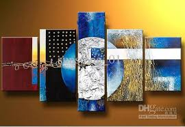 wholesale modern abstract paintings artwork wall