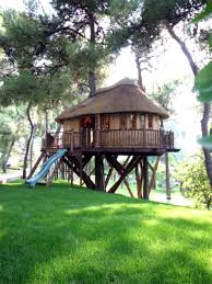 Stunning Kids Treehouses To Inspire & Amaze - Full Home Living 10 Fun Playgrounds And Treehouses For Your Backyard Munamommy Best 25 Treehouse Kids Ideas On Pinterest Plans Simple Tree House How To Build A Magician Builds Epic In Youtube Two Story Fort Stauffer Woodworking For Kids Ideas Tree House Diy With Zip Line Hammock Habitat Photo 9 Of In Surreal Houses That Will Make Lovely Design Awesome 3d Model Free Deluxe