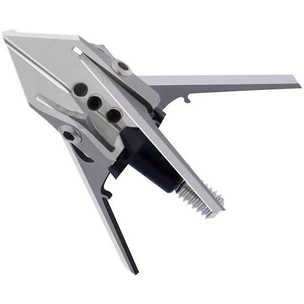 "Rage 3 Blade Arrows and Parts with Kore Technology Broadheads - 1.6"", 100g, 3pk"