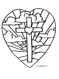 Most Interesting Religious Easter Coloring Pages Eight Best