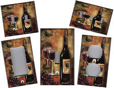 Tuscan Wine And Grape Kitchen Decor by Tuscan Kitchen Decor Ebay