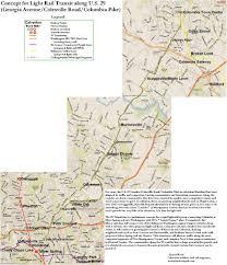 Greater Baltimore & Washington Transit Future version 2 – Greater