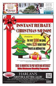 Fraser Christmas Tree Farm Ripon Wi by December 1 2015 By Woodward Community Media Issuu