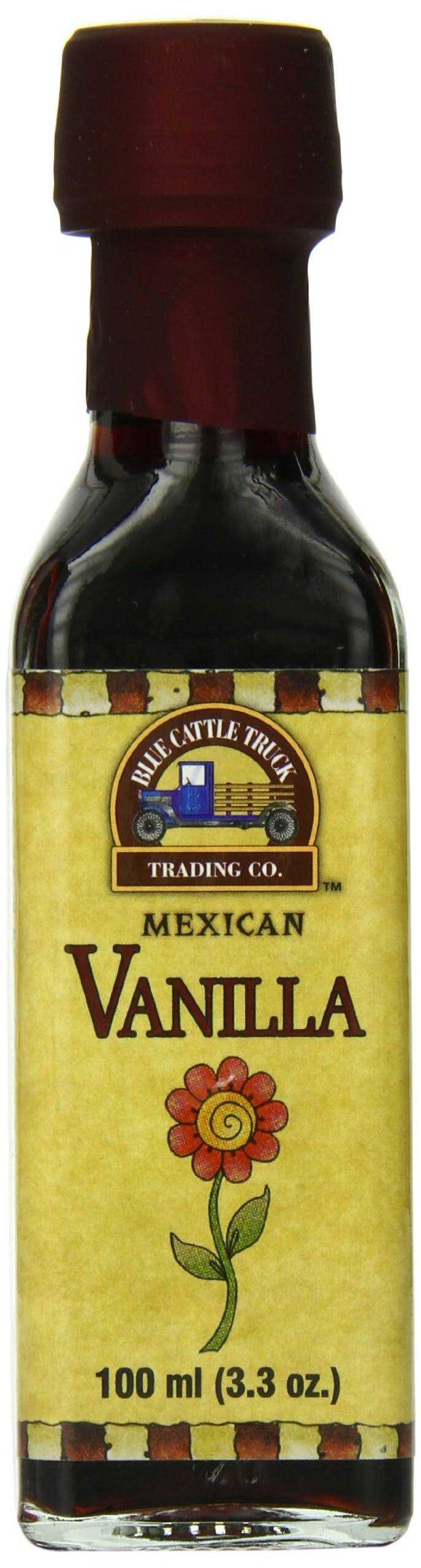 Blue Cattle Truck Mexican Vanilla - 3.3oz