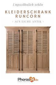 schlafzimmerschrank runcorn aus eiche antik schlafzimmer