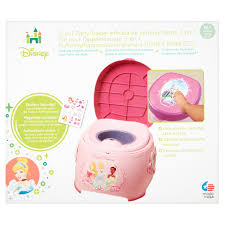 Potty Chairs At Walmart by Disney Royal Princess 3 In 1 Potty Trainer 18 Months Walmart Com