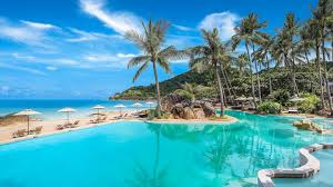 100 W Hotel Koh Samui Thailand In Sheraton Resort