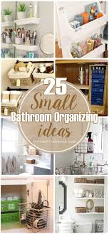 25 Small Bathroom Organizing Ideas | The Crafting Nook Cathey With An E Saturdays Seven Bathroom Organization And Storage Small Ideas The Country Chic Cottage 20 Best Organizers To Try Small Bathroom Organization Ideas Visiontotalco 12 15 Why Choosing Trend Home Daily 11 Fantastic Organizing A Cultivated Nest New Ladder Shelf Youtube 28 Images 53 48 Inch Double Weathered Fox