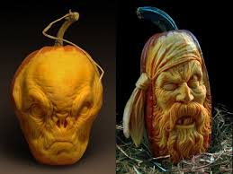 Pumpkin Head Urban Dictionary by Phenomenal Pumpkins Carved By The Artists At Villafane Studios
