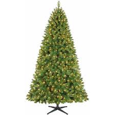 Holiday Time Pre Lit 75 Kennedy Fir Artificial Christmas Tree Clear Lights