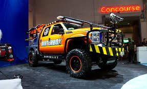 2011 SEMA Show: Ford Trucks In Four F-series Concepts