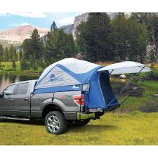 100 Pickup Truck Tent Sportz Compact Short Bed Napier Enterprises 57044