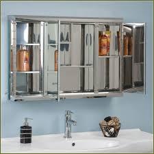 Kohler Tri Mirror Medicine Cabinet by Spacecab Classic Rectangle Laminated Glass Mirror Medicine