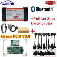 2015.r3 New Design V3.0 PCB Board VDTCSCDP PRO CAR+TRUCK Multidiag ...