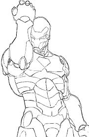 Superhero Coloring Pages Online PHOTO 55858