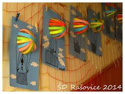 3d Craft Ideas For Kids Hot Air Balloons Art Projects Teachers Pinterest Of