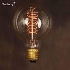 tanbaby edison style led filament bulb e27 retro led l vintage