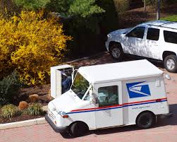 100 Usps Delivery Truck USPS Mail Edgewater New Jersey Jag9889 Flickr